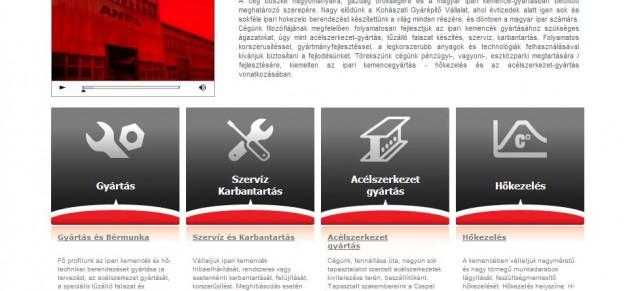 weboldal készítés - antal kft. - weboldalak-keszitese.hu