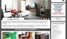 Weboldal és webdesign - Alba Bútor