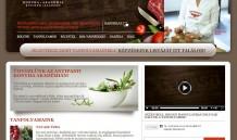 Weboldal készítés antipasti.hu