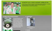 Arculattervezés és weblap készítés - GWS Hungary