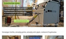 Reszponzív weboldal készítés Icetech