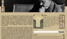 Lajta Béla Archívum weboldal készítése