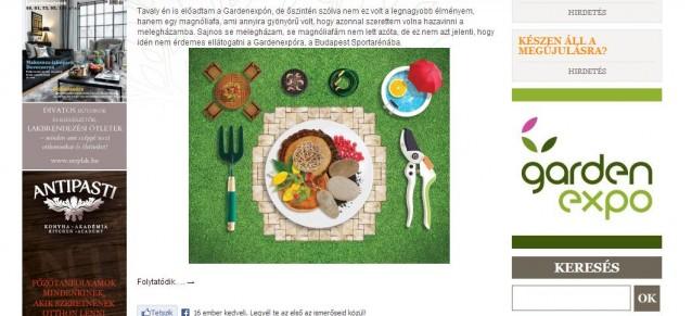 weboldal készítés - organikuskert - weboldalak-keszitese.hu